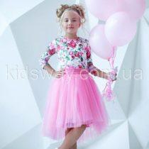 Комплект для девочки: юбка и блузка (134, 140)