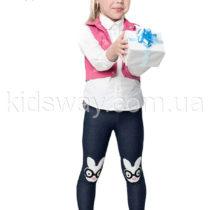 Леггинсы с начесом для девочек «BANNY»