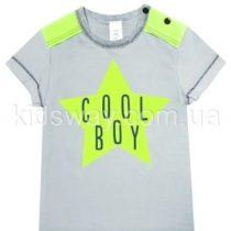 Футболка «Cool boy» серая