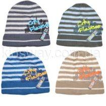 Вязанная шапка для мальчика (46-48, 48-50)