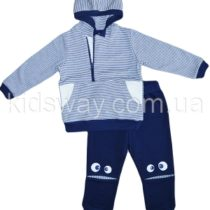 Костюм «Айс» для мальчика: толстовка и штаны