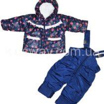Зимний костюм: куртка и полукомбинезон «Розы»