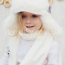 Набор: шапка + шарф, «Саманта»