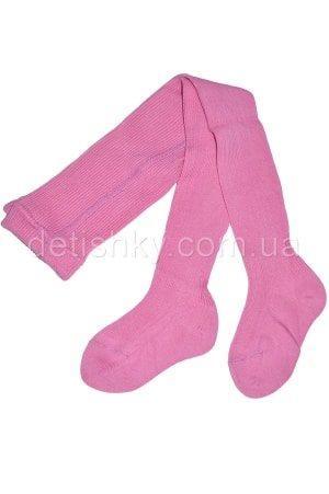Колготки детские демисезонные, р-р.80, розовые